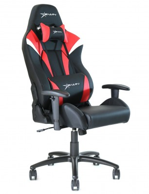 E-Win Europe Hero Series HRE Ergonomic Office Gaming Chair with Free Cushions
