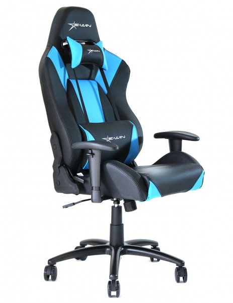 E-Win Europe Hero Series HRD Ergonomic Office Gaming Chair with Free Cushions