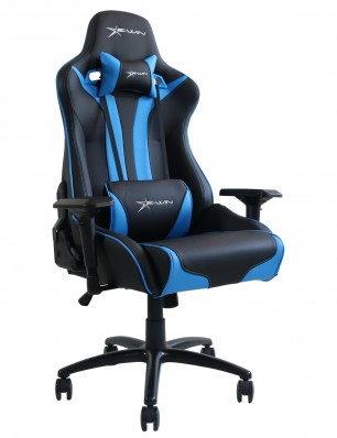 E-Win Europe Flash XL Series FLG-XL Ergonomic Office Gaming Chair with Free Cushion