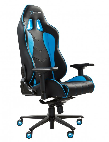 E-Win Europe Champion Series CPB Ergonomic Office Gaming Chair With Free Cushions