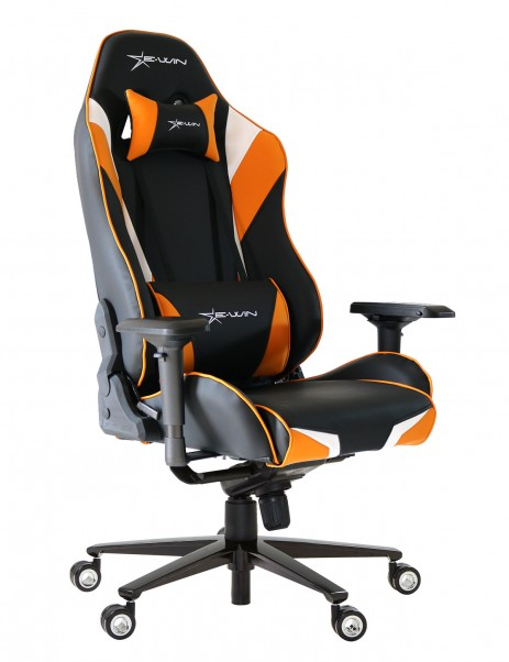 E-Win Europe Champion Series CPD Ergonomic Office Gaming Chair with Free Cushions