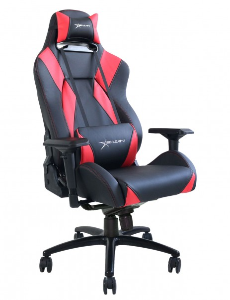 E-Win Europe Hero Series HRC Ergonomic Office Gaming Chair with Free Cushions