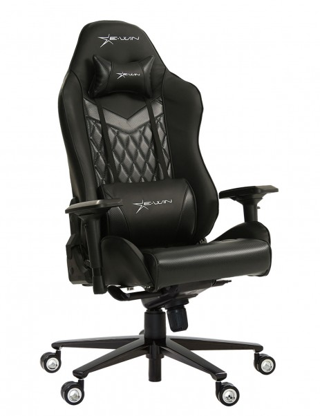 E-Win Europe Champion Series CPH Ergonomic Office Gaming Chair with Free Cushions