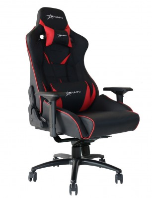 E-Win Europe Flash XL Series FLA-XL Ergonomic Office Gaming Chair with Free Cushions