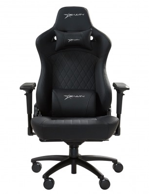 E-Win Europe Flash XL Series FLH Ergonomic Office Gaming Chair with Free Cushions