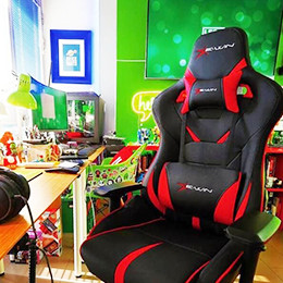 E-WIN EU Flash XL Gaming Chairs